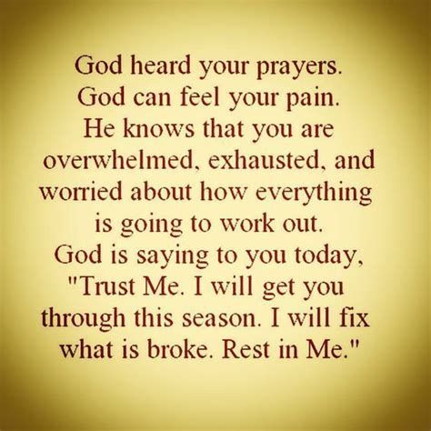 libro god needs to go god heard your prayers life quotes quotes quote life