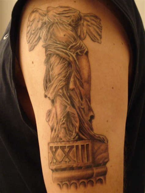 nike goddess of victory tattoo google search tattoos