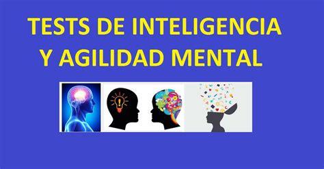 test mentale juegos de inteligencia gratis y test mentales