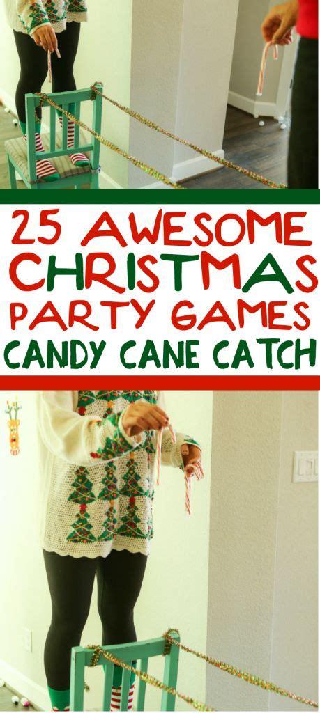 25 unique christmas games ideas on pinterest kids