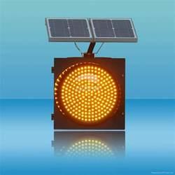 300mm solar assemblage led traffic signal light china