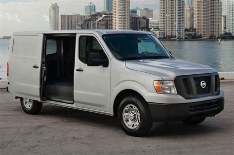 nissan work van used 2013 nissan nv for sale pricing features edmunds