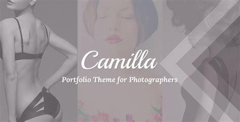 camilla v2 2 2 horizontal fullscreen photography theme