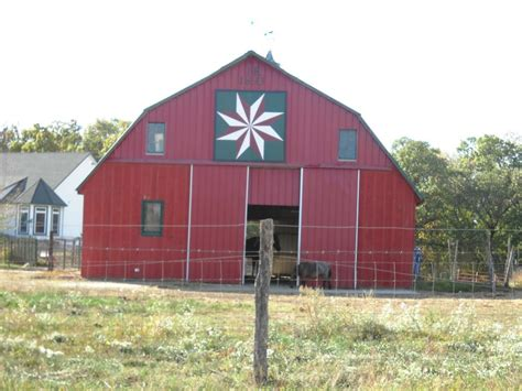 Barn Quilt by Barn Quilts And The American Quilt Trail October 2011
