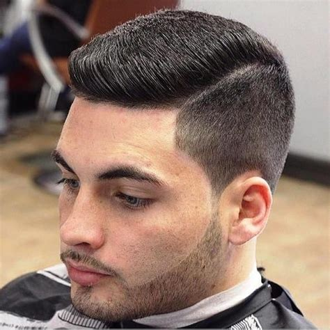 side part undercut hairstyle popular side part hairstyles for men 2017