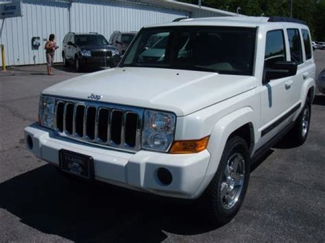 Jeep Commander 2011 2009 Jeep Commander Interior Cars Specification And Prices