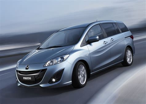 new car review 2012 mazda 5 sport