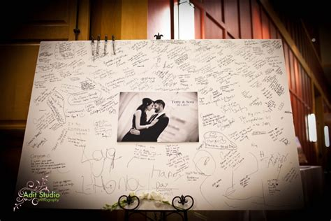 Wedding Wishes Board by California Indian Wedding By Adit Studios Maharani Weddings
