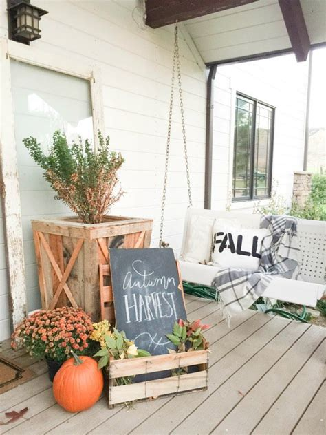 vintage metal porch swing eclectic home tour twelve on main kelly elko