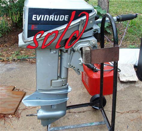 evinrude 15 for sale