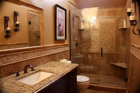 Bathroom remodeling when you have to do it