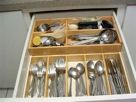 silverware drawer house kitchen