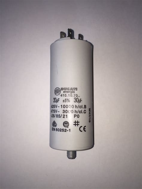 motor running capacitor motor run capacitors 30uf