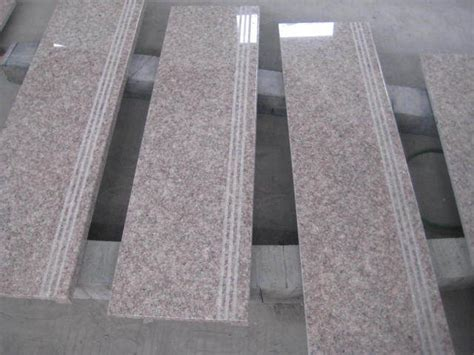 Treppen Anti Rutsch by G611 Rotem Granit Treppen Hochglanzpoliertem Mit Anti