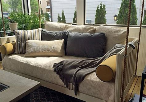 hanging porch bed porch bed home hanging porch beds swinging porch beds