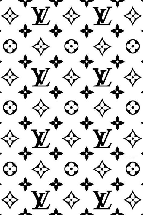 lv pattern history drawn logo louis vuitton pencil and in color drawn logo