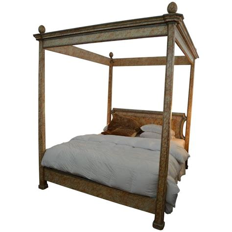 Venetian Bed Frame Vintage California King Quot Venetian Bed Quot From David Sutherland Showroom At 1stdibs