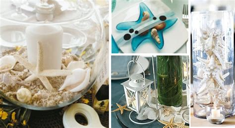 Ocean Themed Home Decor by Starfish Wedding Theme Ideas And Cake Topper Dot Com Women