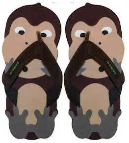 Sendal Sancu Ukuran32 sancu george monkey grosir sandal lucu sancu
