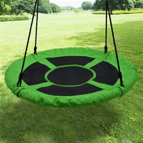 childs tree swing children s flying saucer swing playground platform tree