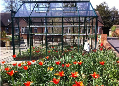garden development goring care homes