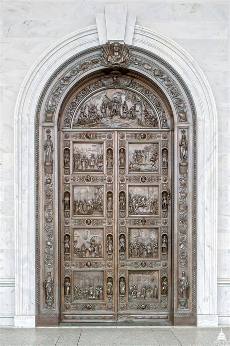 Columbus Door by Capitol Discovery Architect Of The Capitol United