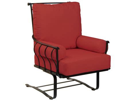 Wrought Iron Lounge Chair Patio Woodard Maddox Wrought Iron Lounge Chair With Arm Cushions 7f0265