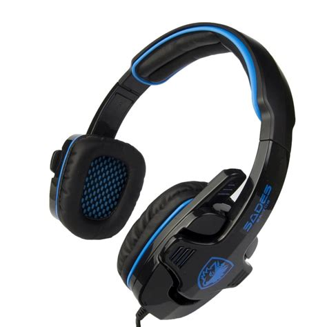 positive developments si ltd sades sa 708 gaming stereo headset