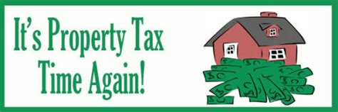 Property Taxes Records Half Of Property Tax Notices Due Feb 28