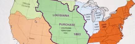 louisiana purchase facts summary history