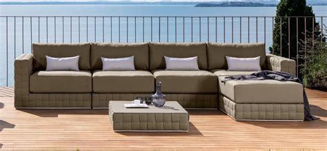 cuscini per divani su misura divano esterno rivestito malta home p esterni indice