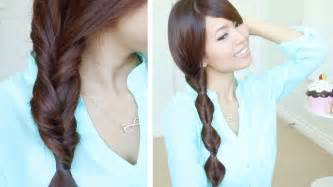 simple and easy hairstyle for hair for 2016