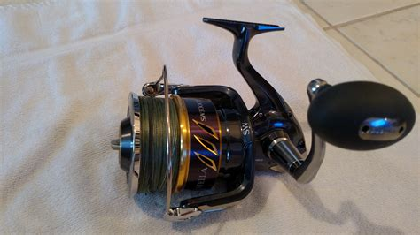 Reel Shimano Stella Sw 30000 shimano stella 30000 swb new in box tackle other