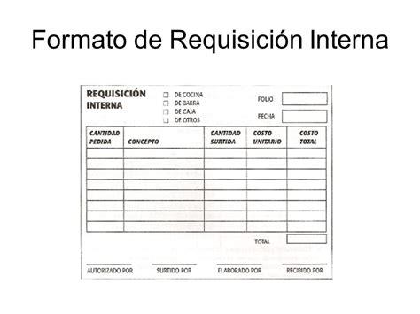 departamento de compra formatos de requisici 243 n y orden de formato de requisicion 75 reporte de requisicin de insumos