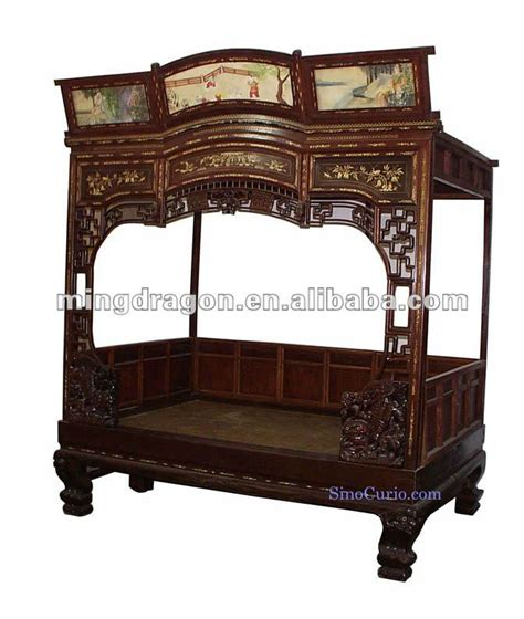chinese beds chinese antique wedding bed buy antique style wooden bed