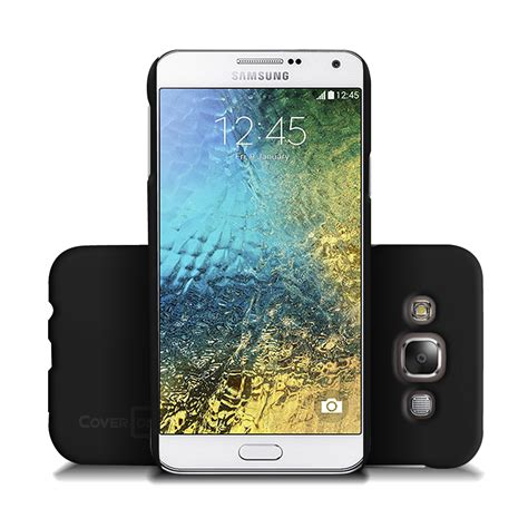Casing Samsung E7 Custom Hardcase for samsung galaxy e7 snap on slim rubberized
