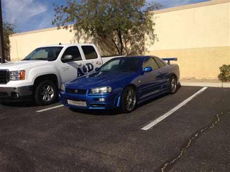 nissan skyline r34 custom nissan skyline r34 for sale california