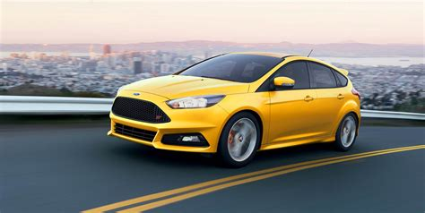 ford focus st this hatch can cure your boring commute