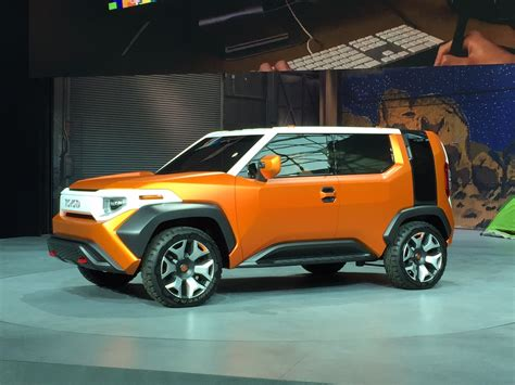 Toyota Of Fort Toyota Trying To Appeal To Millennials With Ft 4x Concept