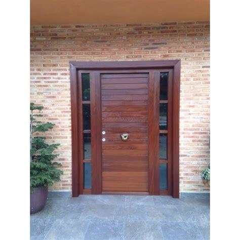 puertas de entrada casa puertas instaladas en casas de co