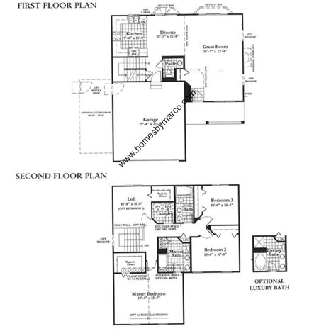 sheffield floor plan sheffield model in the neuhaven subdivision in antioch