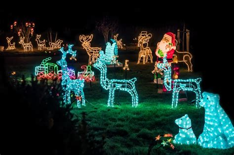 things to do with christmas lights the best places to see lights events in ireland
