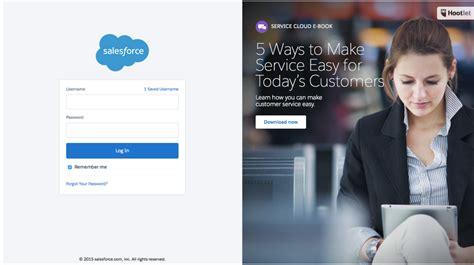 Salesforce Summer Mba Intern Analyst by New Sf Login Screen Succelleratorsaas
