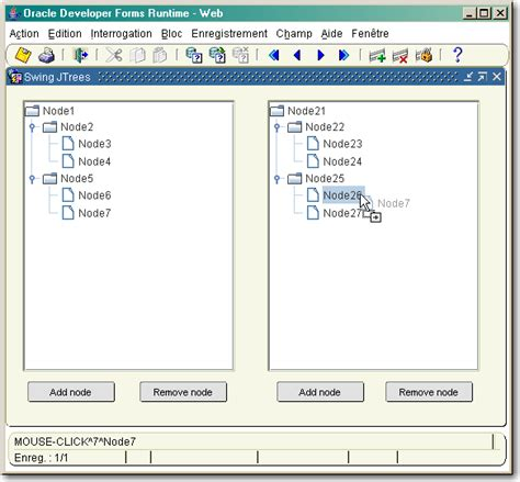 java swing drag and drop forms a swing jtree that allows drag n drop francois