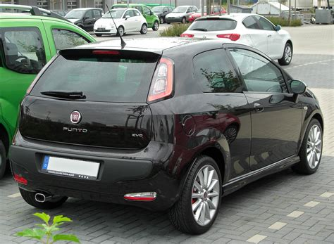 fiat punto fiat punto review and photos
