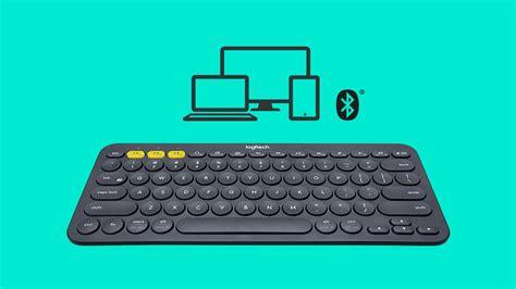 Keyboard Logitech K380 logitech k380 multi device bluetooth keyboard black 920