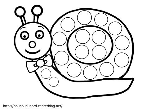 116 Dessins De Coloriage Escargot 224 Imprimer