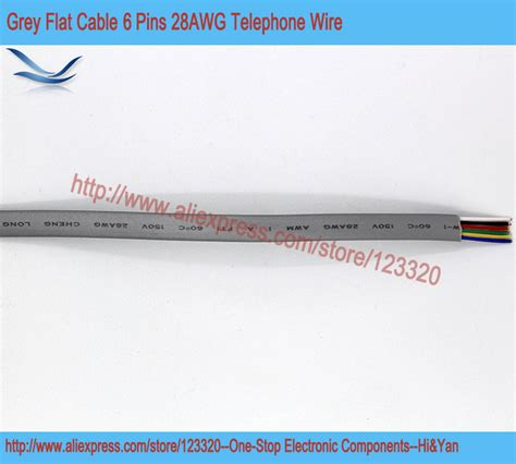 materials for production and repair cable wire