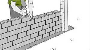 brick how to build a brick wall introduction to