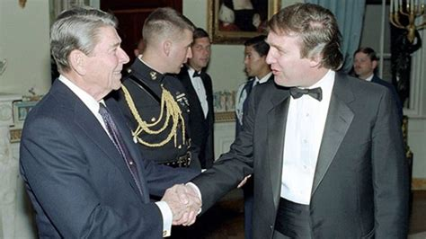ronald reagan donald trump trump and reagan shared a common goal american greatness